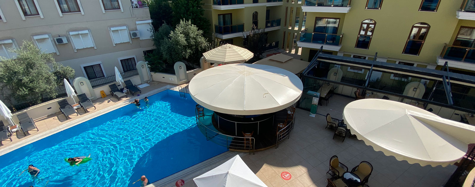 Club Karakas Apartments in Marmaris